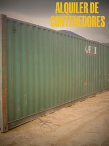 alquiler contenedores